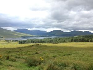 Calmness Scottish Hoghlands