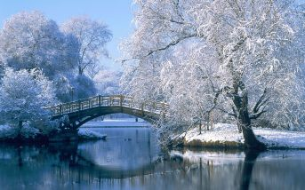 Snowie landscape